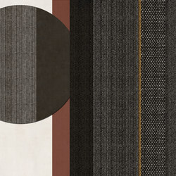 Fusuma Tatami | Bespoke wall coverings | GLAMORA