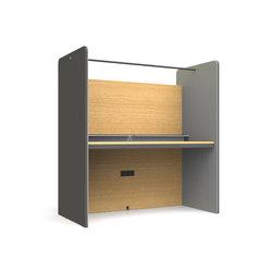 Cottage Desk Module | Hotdesking / temporary workspaces | Fleischer Büromöbelwerk