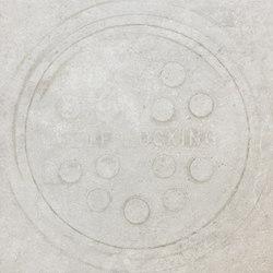 Italghisa | Impronte Bianco 60x60 cm | Carrelage céramique | IMSO Ceramiche