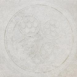 Italghisa | Impronte Bianco 60x60 cm | Piastrelle ceramica | IMSO Ceramiche