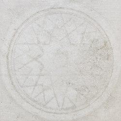 Italghisa | Impronte Bianco 60x60 cm | Baldosas de cerámica | IMSO Ceramiche