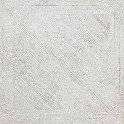 Italghisa | Impronte Bianco 60x60 cm | Ceramic tiles | IMSO Ceramiche