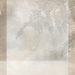 Geometrie Vegetali Cubic Fern | Bespoke wall coverings | GLAMORA