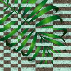 Geometrie Vegetali Grid   A medida   GLAMORA