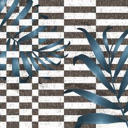 Geometrie Vegetali Grid | Wall coverings | GLAMORA