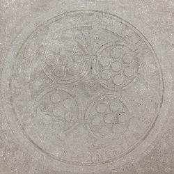 Italghisa | Impronte Grigio 60x60 cm | Piastrelle ceramica | IMSO Ceramiche