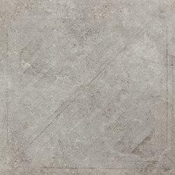 Italghisa | Impronte Grigio 60x60 cm | Carrelage céramique | IMSO Ceramiche