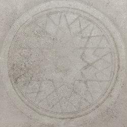 Italghisa | Impronte Grigio 60x60 cm | Baldosas de cerámica | IMSO Ceramiche