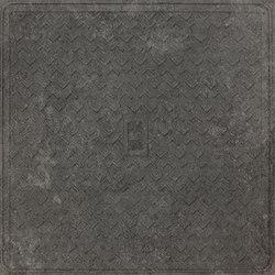 Italghisa | Impronte Antracite 60x60 cm | Piastrelle ceramica | IMSO Ceramiche
