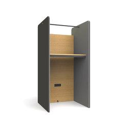 Cottage Stand-Modul | Stehtische / Stehpulte | Fleischer Büromöbelwerk