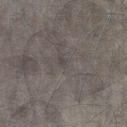 Natural Forms Equinox | Bespoke wall coverings | GLAMORA