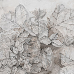 Natural Forms Twilight | Bespoke wall coverings | GLAMORA