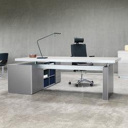 Domino Desk   Bureaux individuels   Fleischer Büromöbelwerk