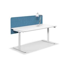 Flow Workstation   Individual desks   Fleischer Büromöbelwerk