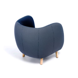 Mousse P Poltrona | Armchairs | CHAIRS & MORE