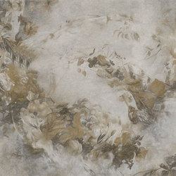 The Secret Garden Bloom | Bespoke wall coverings | GLAMORA