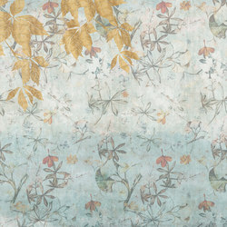 The Secret Garden Flora | Bespoke wall coverings | GLAMORA