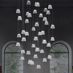 Valentina | Suspended lights | Studio Italia Design