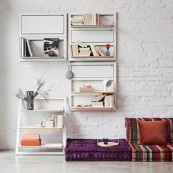 Fläpps System | Office shelving systems | Ambivalenz