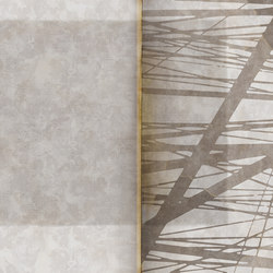 Touch Cast | Bespoke wall coverings | GLAMORA