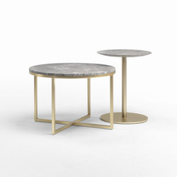 Circle Small Table | Mesas auxiliares | Marelli