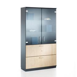 Multiplan III Storage | Cabinets | Fleischer Büromöbelwerk