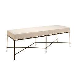 AMALFI BACKLESS BENCH 157 | Benches | JANUS et Cie