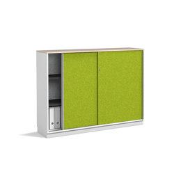 NeoTex Storage | Cabinets | Fleischer Büromöbelwerk