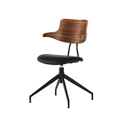 VL119 | Visitors chairs / Side chairs | Vermund