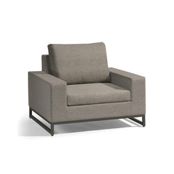 Zendo 1 Seat | Poltrone | Manutti