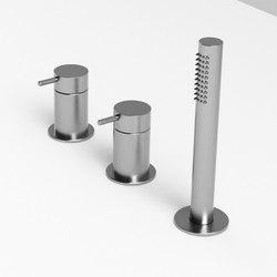 Gruppo miscelatori bordovasca | Rubinetteria doccia | Rexa Design