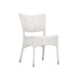 AMARI RATTAN PETITE SIDE CHAIR | Chairs | JANUS et Cie