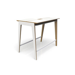 Section Standing Table | Escritorios individuales | Fleischer Büromöbelwerk