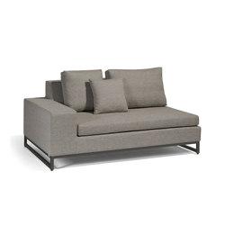 Zendo right seat | Garden sofas | Manutti