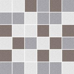 Grip Mix M RF 06 | Ceramic mosaics | Ceramica Vogue