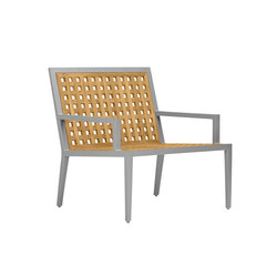 HATCH LOUNGE CHAIR | Armchairs | JANUS et Cie