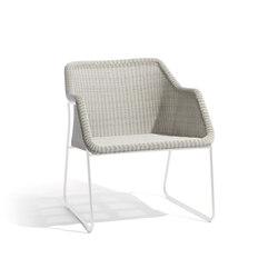 Mood 1 seat | Armchairs | Manutti