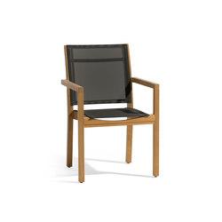 Siena textiles chair | Chairs | Manutti