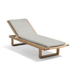 Siena lounger | Sun loungers | Manutti