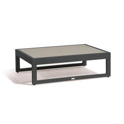 Fuse large footstool/sidetable | Mesas de centro | Manutti