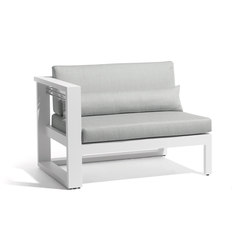Fuse right seat | Armchairs | Manutti
