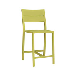 DUO COUNTER STOOL | Taburetes de bar | JANUS et Cie