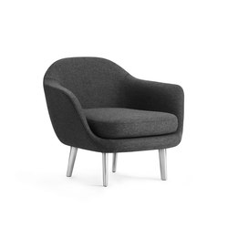 Terrific Sum Armchair Armchairs From Normann Copenhagen Architonic Gmtry Best Dining Table And Chair Ideas Images Gmtryco