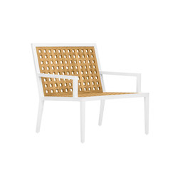 HATCH LOUNGE CHAIR | Poltrone | JANUS et Cie