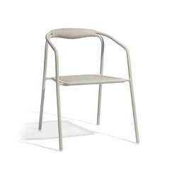 Duo chair | Sillas | Manutti