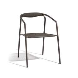 Duo chair | Garden chairs | Manutti