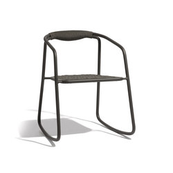 Duo rocking chair | Sillas de jardín | Manutti