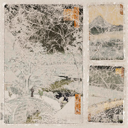Kabuki | Wall coverings / wallpapers | Inkiostro Bianco