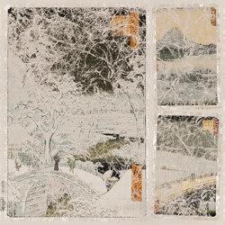 Kabuki | Revestimientos de paredes / papeles pintados | Inkiostro Bianco