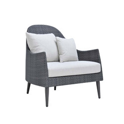KATACHI LOW BACK LOUNGE CHAIR | Sillones | JANUS et Cie